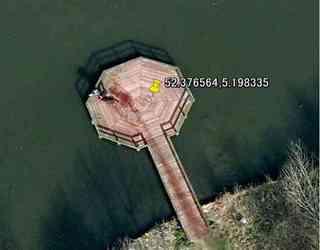 グーグルマップ遺体写真